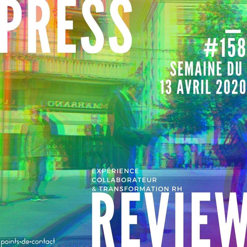 Press Review Experience Collaborateur #158 Severine Loureiro