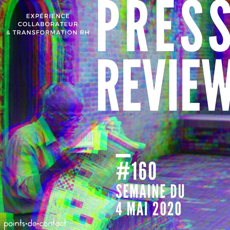 Press Review RH Experience Collaborateur Séverine Loureiro