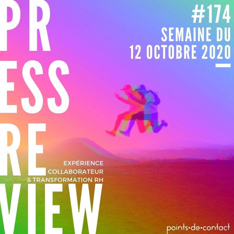 Press Review #174 RH Experience Collaborateur Séverine Loureiro