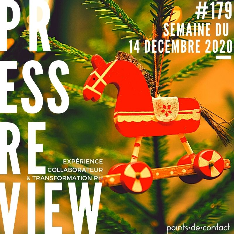 Press Review #179 RH Experience Collaborateur Séverine Loureiro