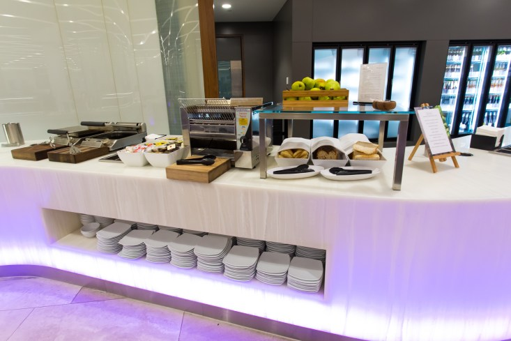 Virgin Australia Brisbane Lounge