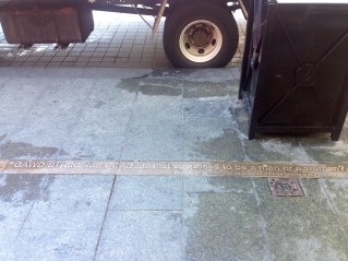 Sydney Sidewalk