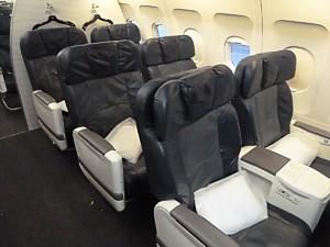 US Airways First Class (A320)