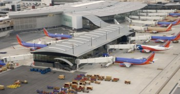 Southwest planes at BWI!