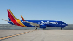 southwest airlines new plane