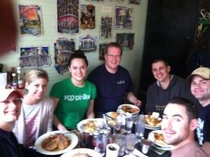 surrey's new Orleans breakfast