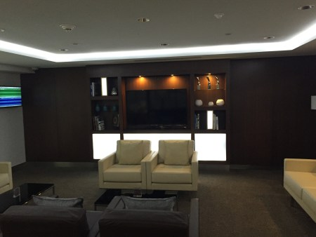washington dc iad dulles etihad lounge first business review upstairs