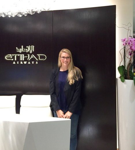 Etihad First and Business Class Lounge LHR