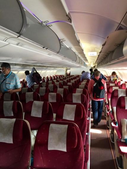 Flight Review: Etihad Airways Economy Class AUH-JNB
