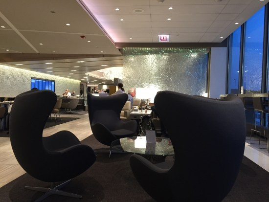 united club chicago ord review lounge