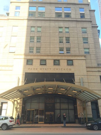 park hyatt chicago review hotel