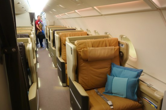 singapore airlines suite class review nrt sin