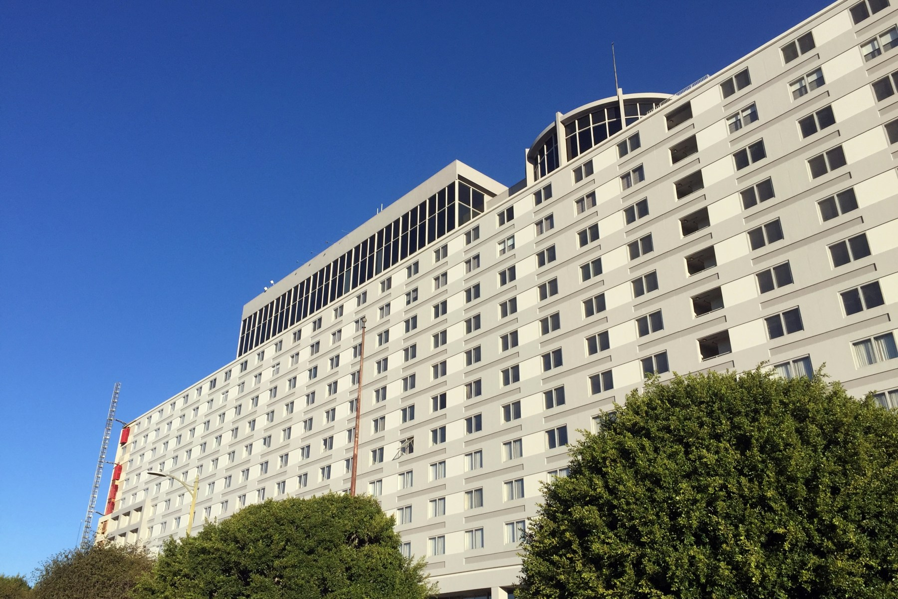 Hilton Hotel Los Angeles Airport Phone Number