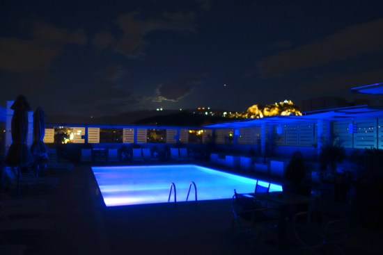 athens greece radisson blu hotel review park Parthenon acropololis transport roof top restaurant