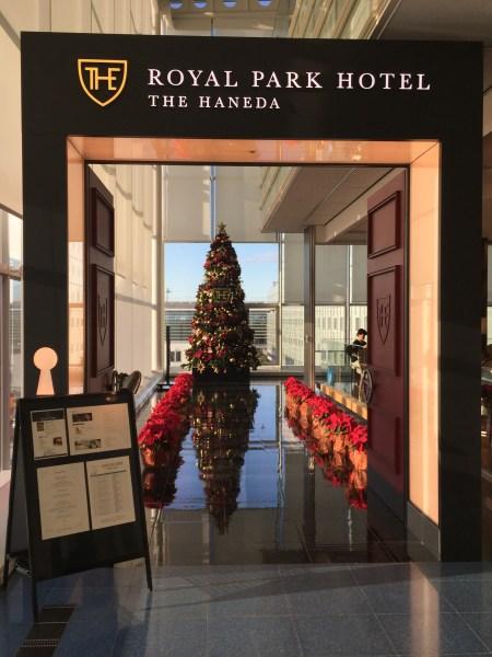 Royal Park Hotel The Haneda