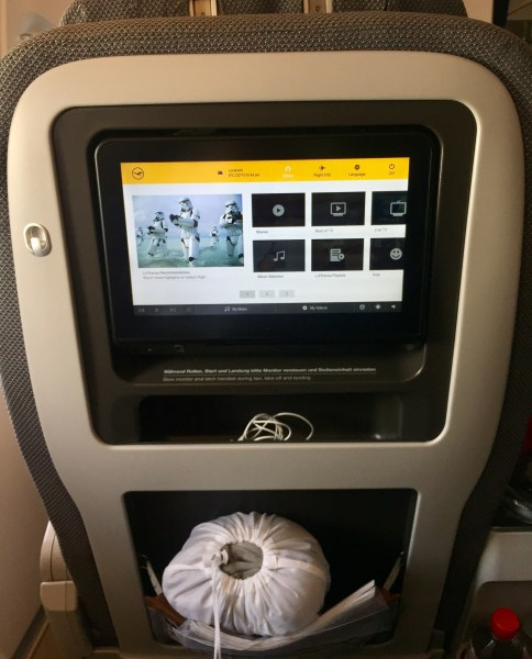 Flight Review: Lufthansa Premium Economy IAH-FRA