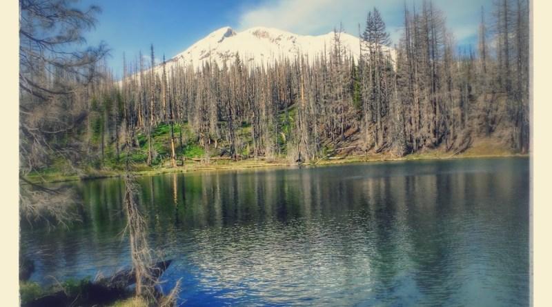 Backpacking Stagman Ridge