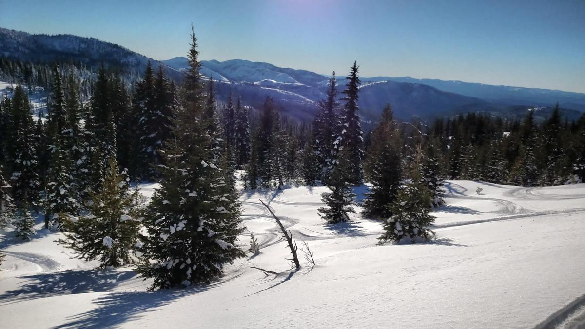 Ski Anthony Lakes: Eastern Oregon's Best Kept Backcountry Skiing Secret