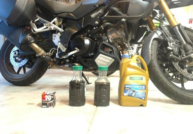 2016 Suzuki V-Strom DL1000 – First Oil Change, Filter Replacement, and Maintenance Guide