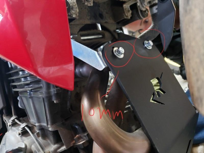 PointsUnknown - Kawasaki Versys-X 300 - Skid Plate