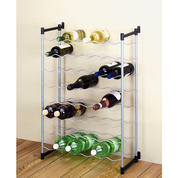 casier bouteilles 48 places