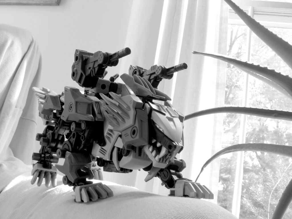 Zoids Fuzors Coloring Pages