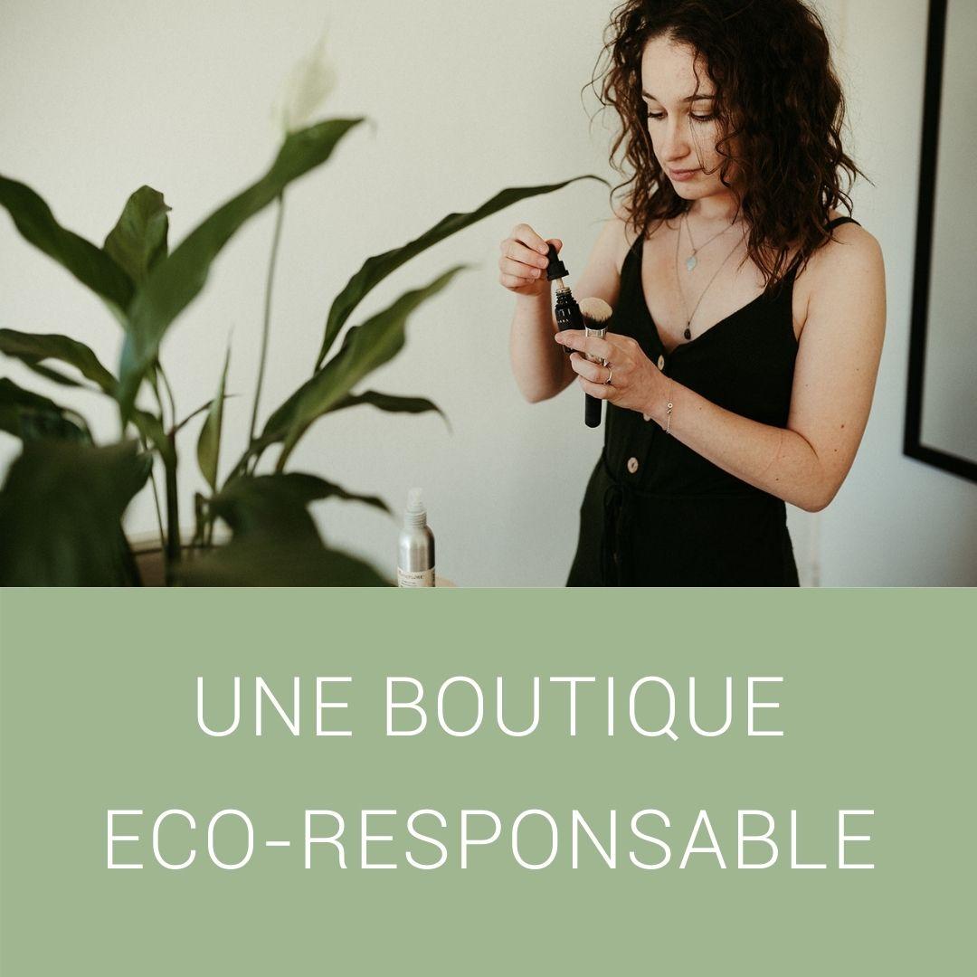 [Découvertes] Une boutique pour un mode de vie éco-responsable