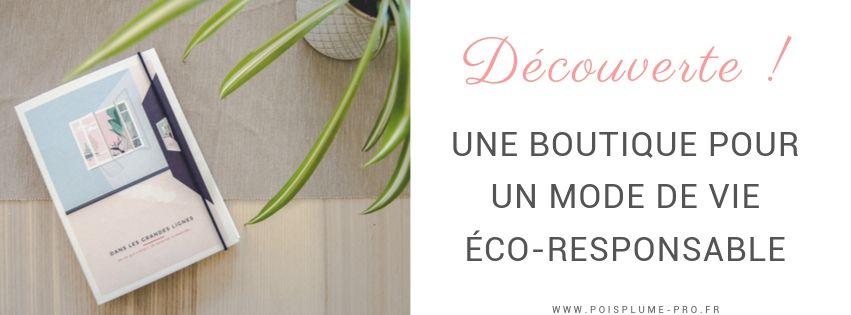 boutique pour un mode de vie ecoresponsable (2)