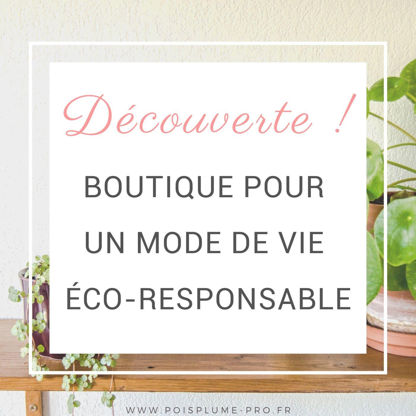 boutique pour un mode de vie ecoresponsable (3)