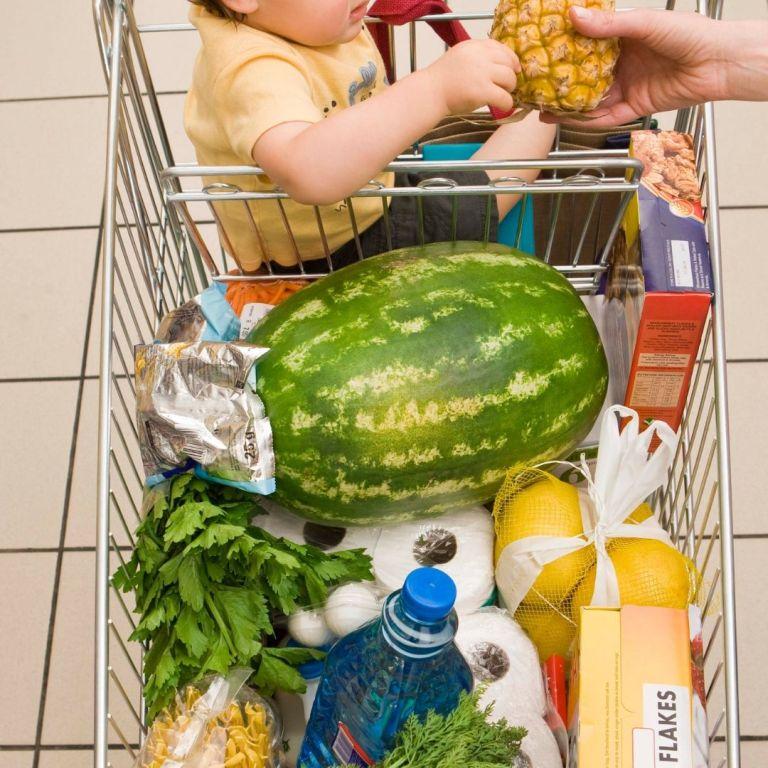 manger BIO alimentation saine végétarienne zero dechet vrac courses enfant parent famille