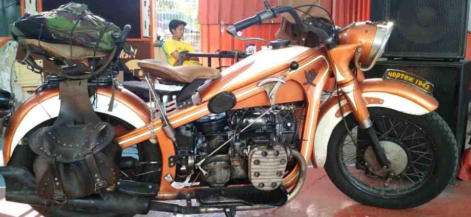 Moto klasik club jakarta