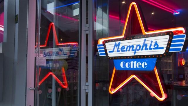 Memphis Coffee Strasbourg - Pokaa