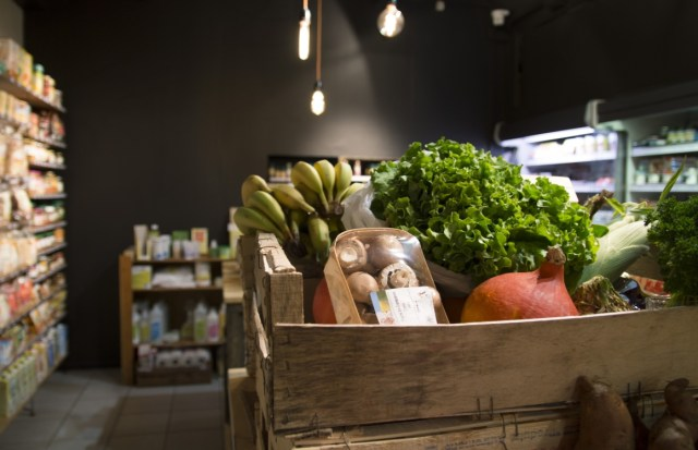 Au Petit Local - épicerie bio Strasbourg - Pokaa