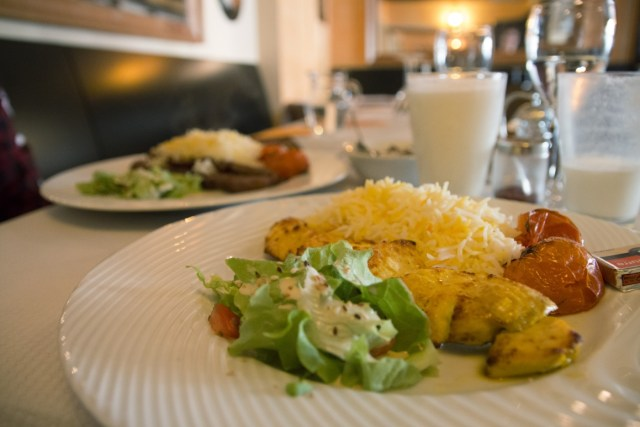 Le Persia, restaurant iranien Strasbourg - Pokaa