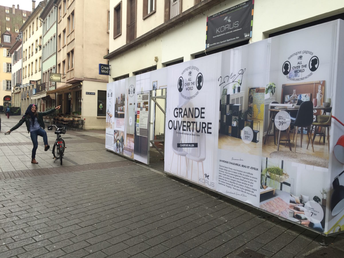 s strene grene la cha ne de d co danoise ouvre un shop au centre de strasbourg pokaa. Black Bedroom Furniture Sets. Home Design Ideas