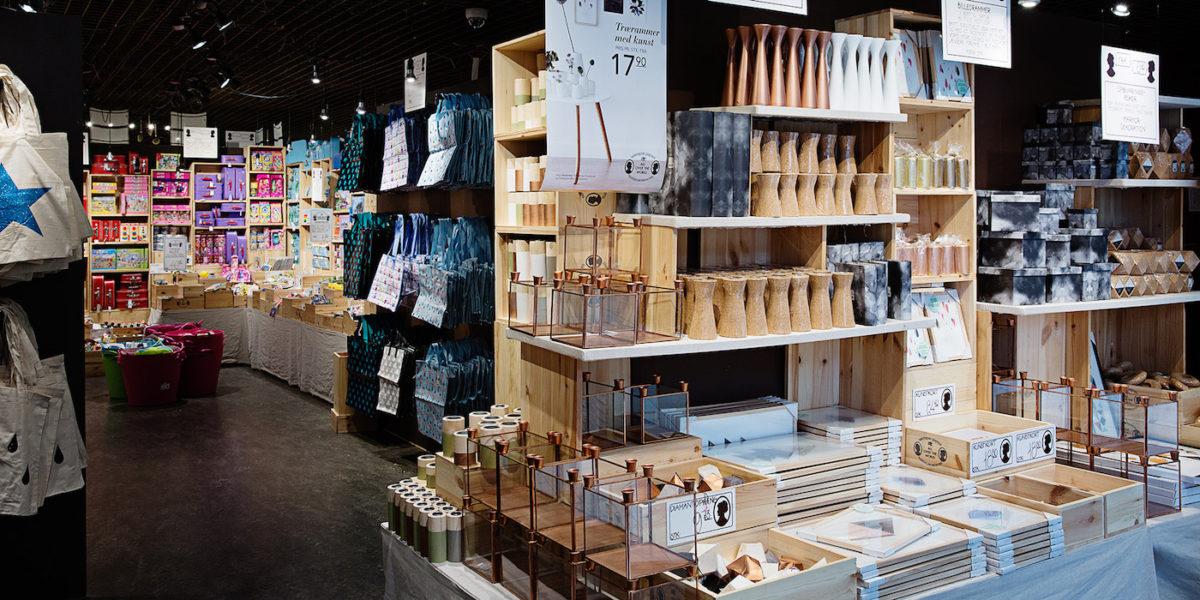 Søstrene Grene, la chaîne de déco danoise ouvre un shop au
