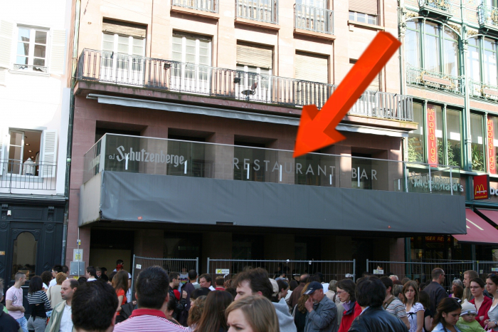 À quoi ressemblait l'intérieur du bar-restaurant Schutzenberger Kléber avant sa fermeture ? (IMAGES)