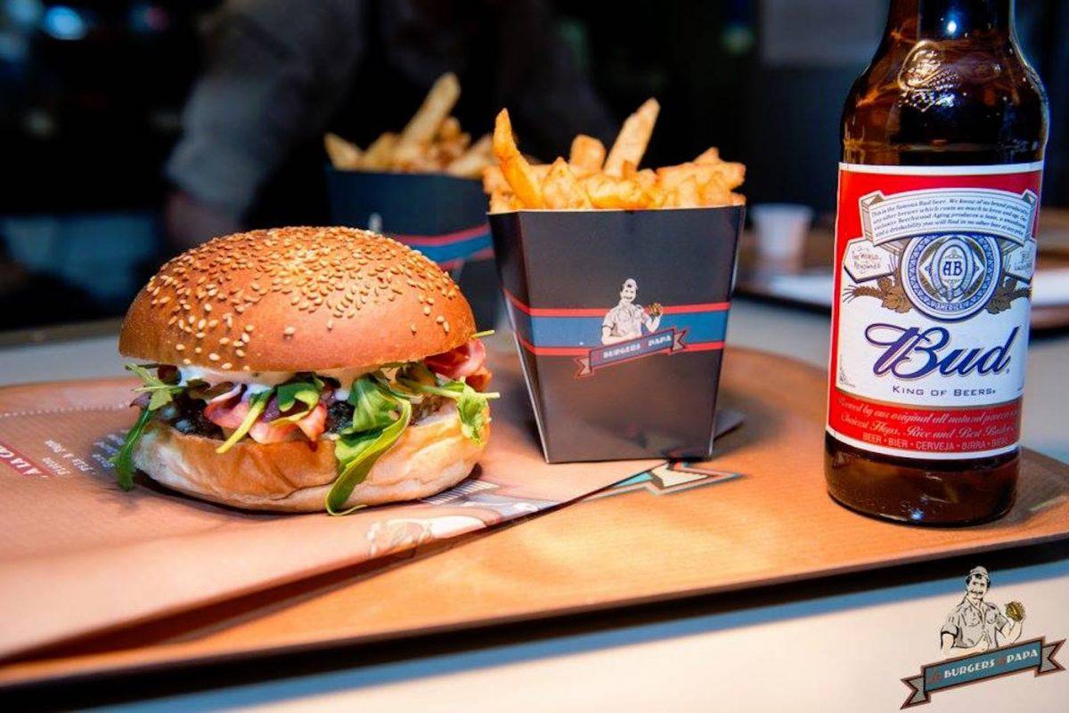 Gagnez 100 € de burgers chez Les Burgers de Papa à Strasbourg