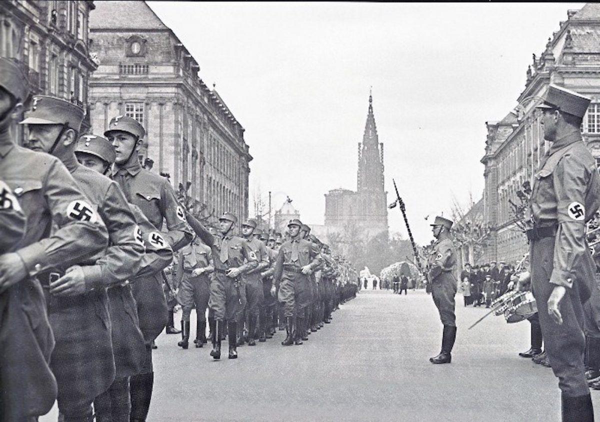 20 images choquantes de Strasbourg sous l'Allemagne nazie