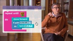 Bill Gates u Sat vremena za programiranje