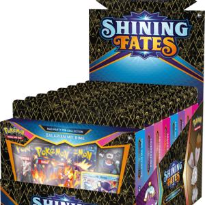 Shinig Fates Pin box collection case