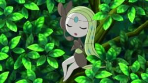 Meloetta, Pokémon chanteur
