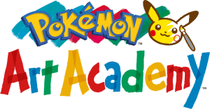 Pokemon Art Academy - Logo Europe
