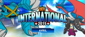 Defi international avril 2015