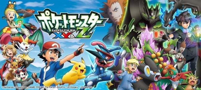 Saison 19 Pokémon XYZ