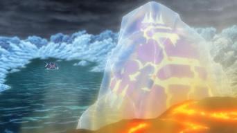 pokemon méga évolution 003 groudon kyogre combat 2