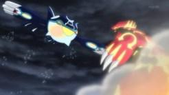 pokemon méga évolution 003 groudon kyogre combat 3