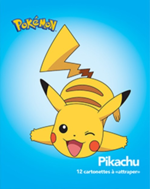 Pikachu Candy'up 4