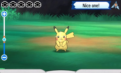 Poké Scope Pikachu