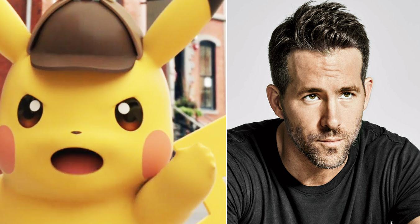 Detective Pikachu - Ryan Reynolds